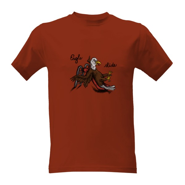 Eagle Slide T-shirt